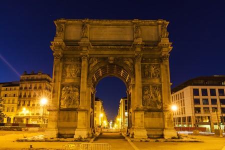 Marseille's Arc de Triomphe | © Henryk Sadura/Shutterstock