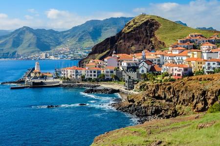 Marina da Quinta Grande, Madeira   © Alberto Loyo/Shutterstock