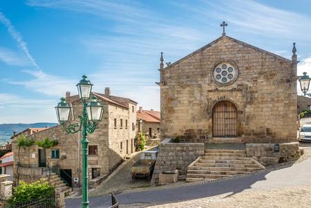 Church Matriz of Sao Salvador, Monsanto, Portugal   © milosk50/Shutterstock