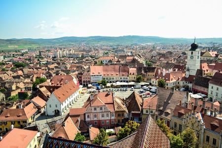Sibiu © Tudor44/Pixabay
