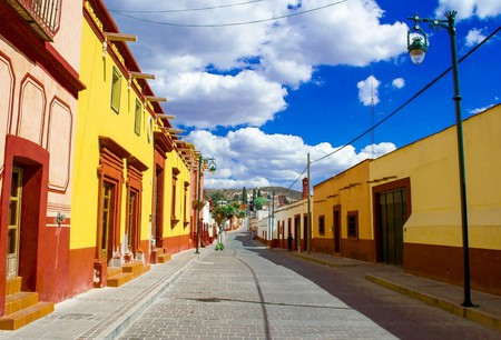 Colorful street | © acteck10 / Pixabay