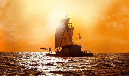The Oscar-nominated 'Kon-Tiki' film | Courtesy of Kon-Tiki