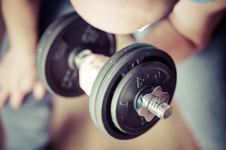 Weight training | © Pixabay