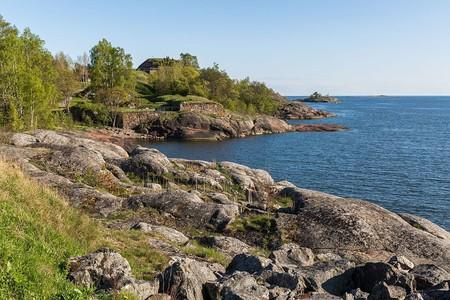 Island on Helsinki archipelago | © Ninaras / WikiCommons