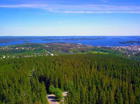 View of Kuopio | © jorisamonen / Pixabay