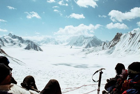 On the way to Hispar La, Hispar Trek Pakistan | © Castral/WikiCommons