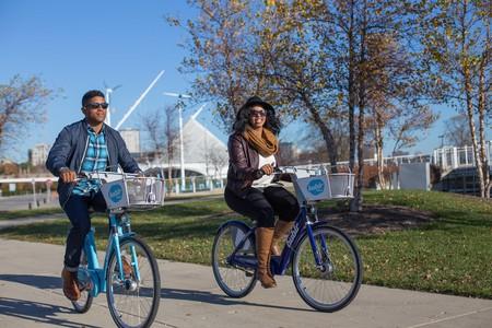 Biking in Milwaukee | © VISIT Milwaukee