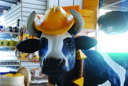 Cheese Mart Cow | © VISIT Milwaukee