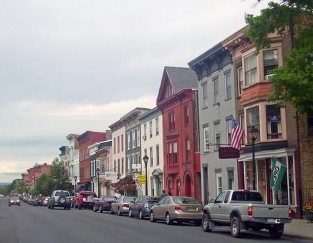 Hudson, NY   ©Daniel Case / WikiCommons