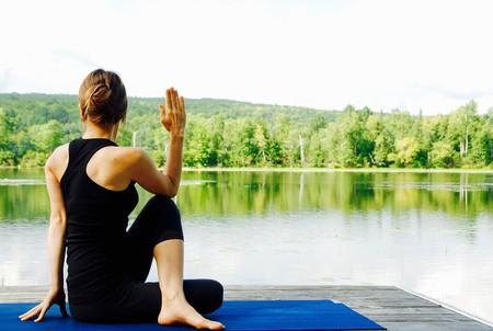 Woman Yoga Meditation | Max Pixel