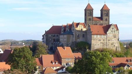 Quedlinburg Castle   © rikkerst / Pixabay