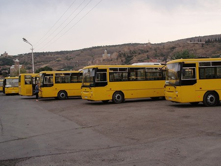 Public transport of Tbilisi | © Ephraim Stillberg / WikiCommons