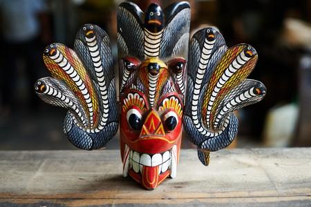 Naga Raksha make a striking Sri Lankan souvenir