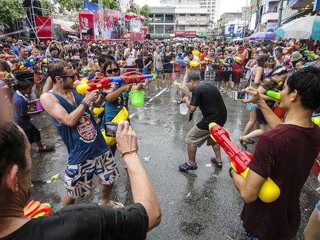 Songkran fun | © John Shedrick / Flickr