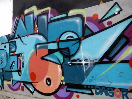 Street art, San Miguel Chapultepec