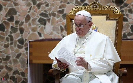 Pope Francis prefers to fill his free time with other pursuits