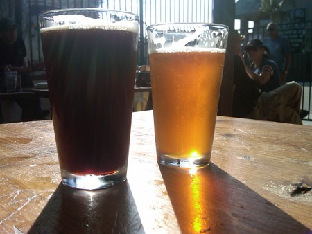 Boquerón Brewing offers a wide variety of beers