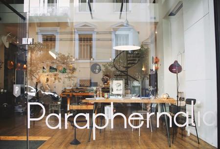 Paraphernalia | Athens, loannou Paparrigopoulou