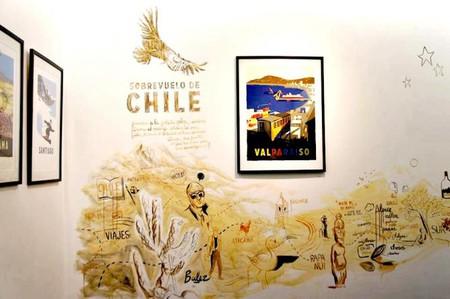 Plop galeria, Santiago