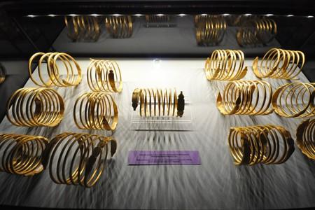 Dacian bracelets at MNIR