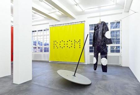 Galerie Bob van Orsouw, Zurich exhibtion view: Klaas Kloosterboer, Blue Suit, 18 January - 15 March 2014