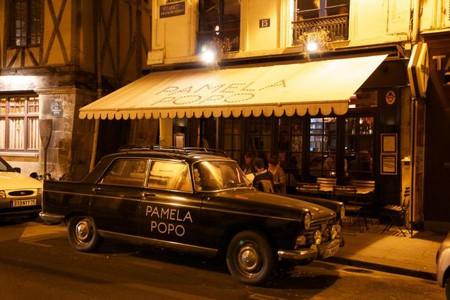 Pamela Popo, Paris