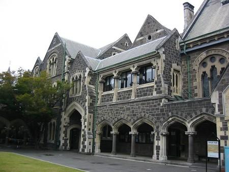 Christchurch Arts Centre Building