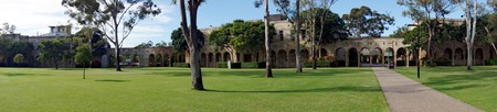 The Great Court, UQ