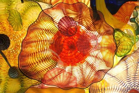 Find glass art in Girona