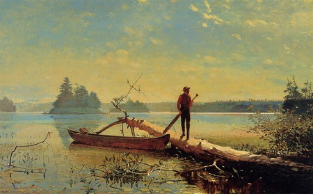 Winslow Homer, The Trapper