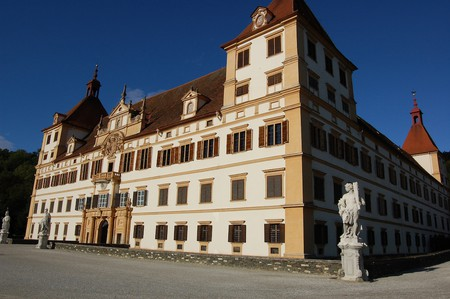 Schloss Eggenberg: Alte Galerie, Graz