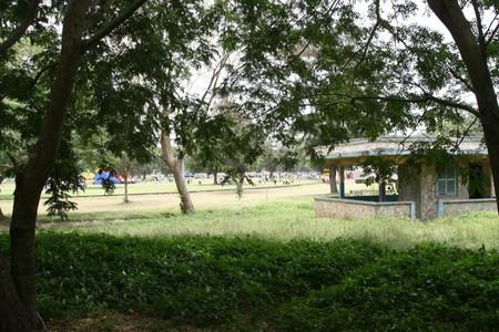 The Efua Sutherland Children's Park in Ghana