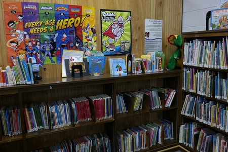 A children's library