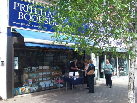 Pritchards bookshop in Liverpool