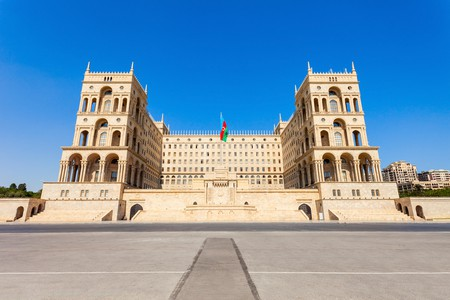 Government House in Baku