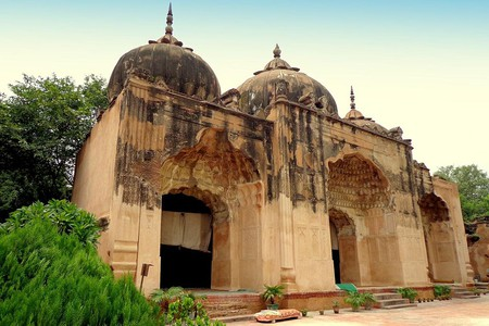 Shahi Mosque of Qudsia Begum, Delhi