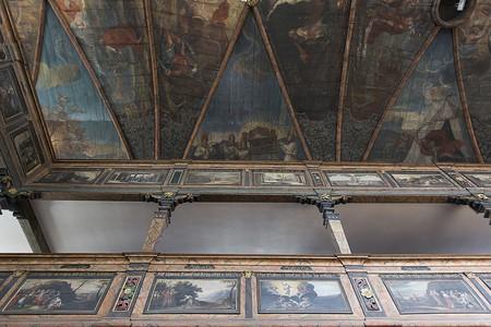 Art in the Trinity Church