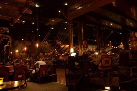 Tonga Room Bar