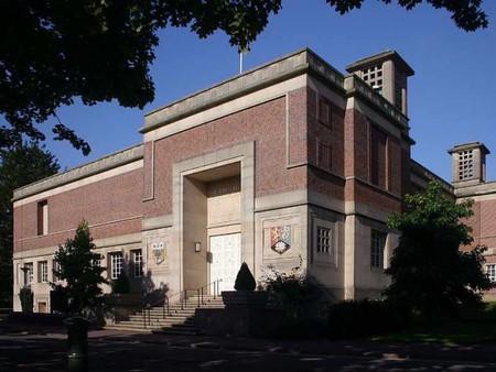 The Barber Institute of Fine Arts of the University of Birmingham