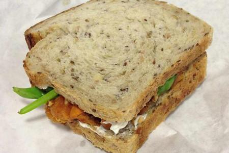 Butternut Squash Sandwich, Gracious Bakery & Cafe