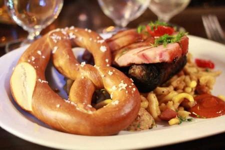 Bavarian sampler