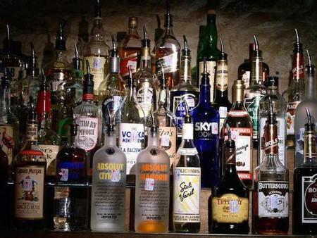 Drinks at Austin, TX Bar