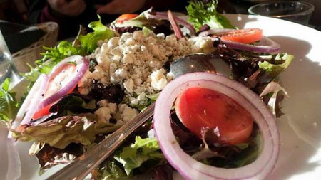 Salad at Piccolo Forno