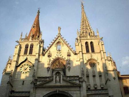 Iglesia de St-Nizier