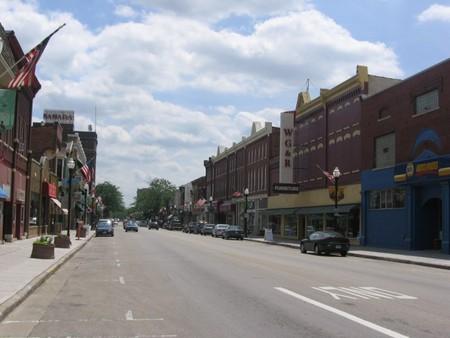 North Main Street Historic District, Fond du Lac