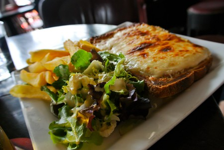 Croque Monsieur for Madame