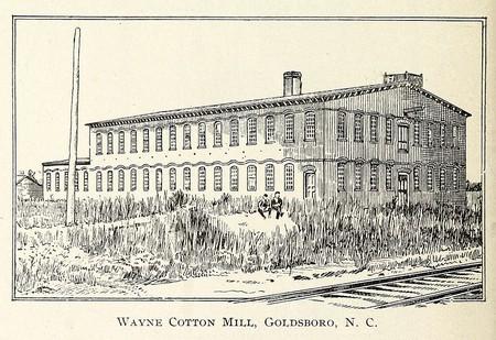 Wayne Cotton Mill, Greensboro, NC