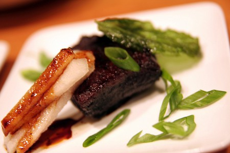 Slow cooked Pork Belly