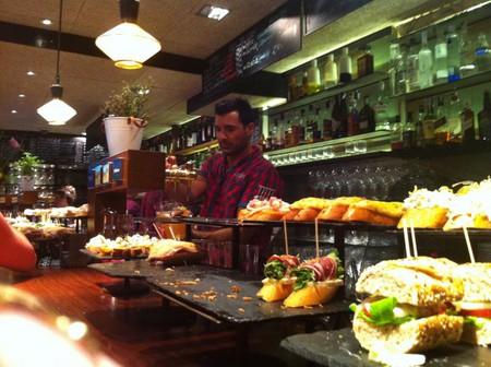 Most local bars also serve pinxtos
