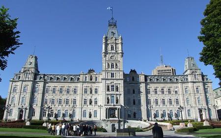 Hôtel du Parlement, ville de Québec